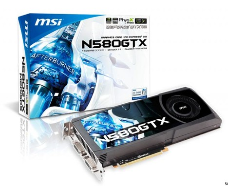 Geforce GTX 580 cements NVIDIA's DX11 lead