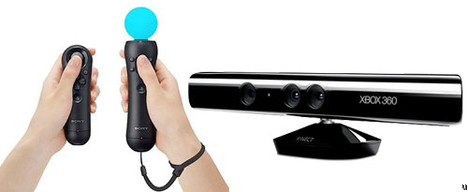 Kinect and PS Move selling very well