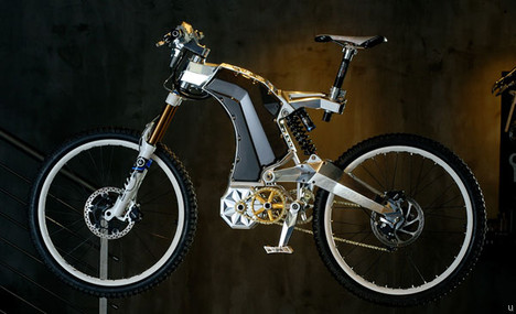 M55 Hybrid Bike helps you when you're at the end of your rope