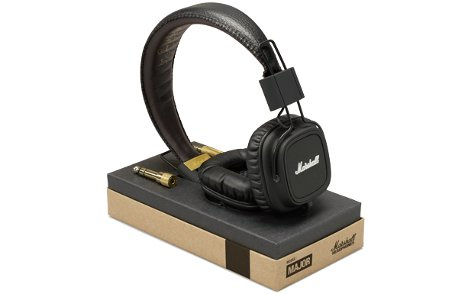 Marshall caters to both Major and Minor markets with new headphones
