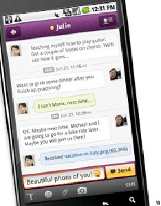 Yahoo! Messenger on Android gets video chatting ability