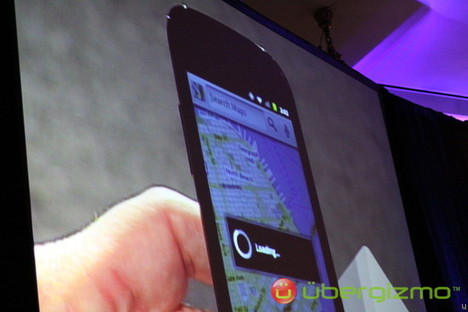 Nexus S Spotted at Web 2.0 Summit