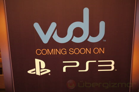 Vudu for PS3 preview