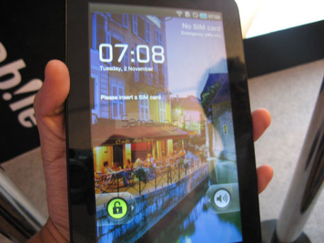 Galaxy Tab Sales Over 1M And Samsung Expecting 1.5M Sales In 2010