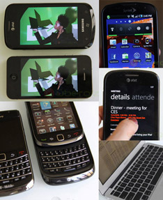 Top Five Mobile Workforce Trends 2010