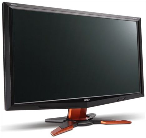 Acer GD235HZ 23-inch LCD Is 3D Ready