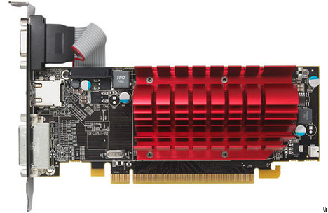 Carte graphique AMD ATI Radeon HD5450