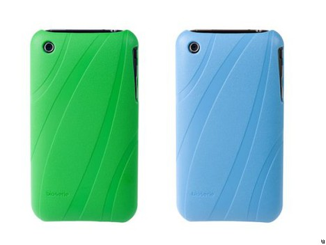 Bioserie iPhone Case is really green