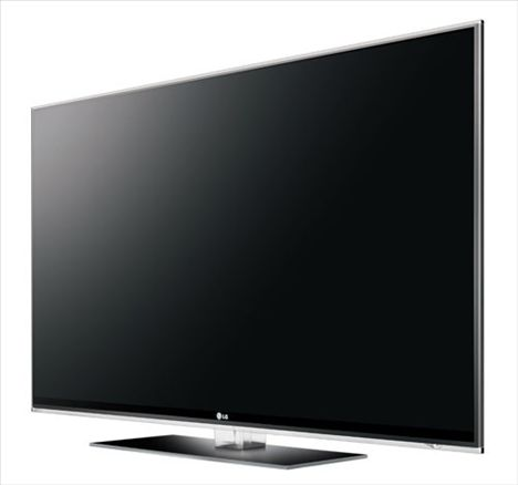 LG And Samsung To Release First 3D TV Next Month