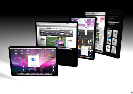 MacView concept should have been the iPad