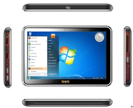Tablet PC Netbook Navigator Nav9