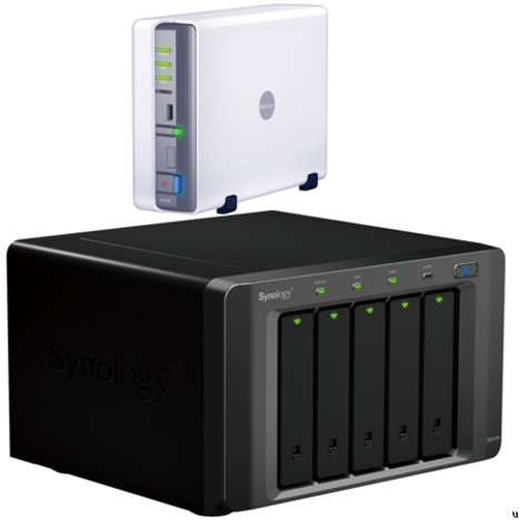 Synology NAS drives announced
