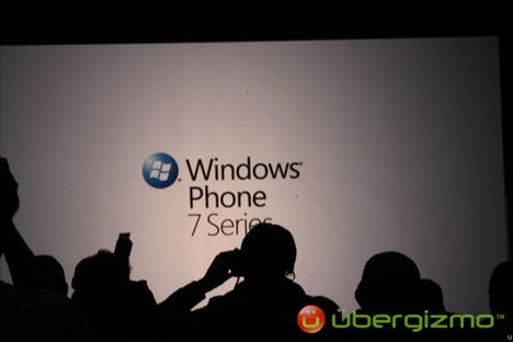 MWC: Windows Phone 7 Series Officially Announced