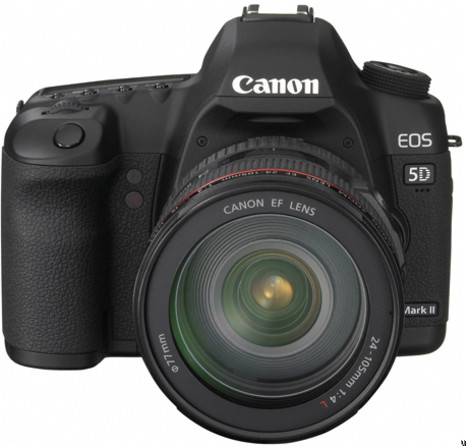 Canon EOS 5D Mark II 2.0.3 firmware update has fair share of troubles
