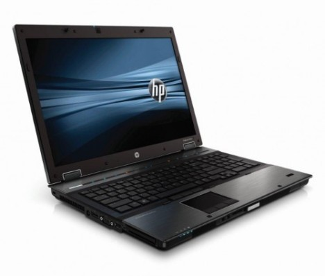Annonce officielle du HP EliteBook 8740w