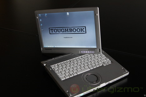 Tablet PC Convertible Panasonic ToughBook C1