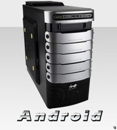 Boîtier PC Win Android