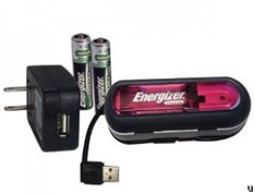 Energizer Duo USB battery charger has a backdoor