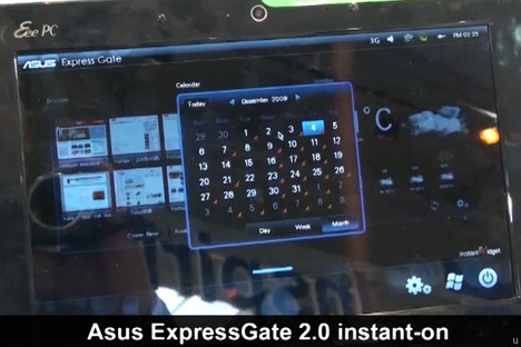Asus Express Gate can now be downloaded