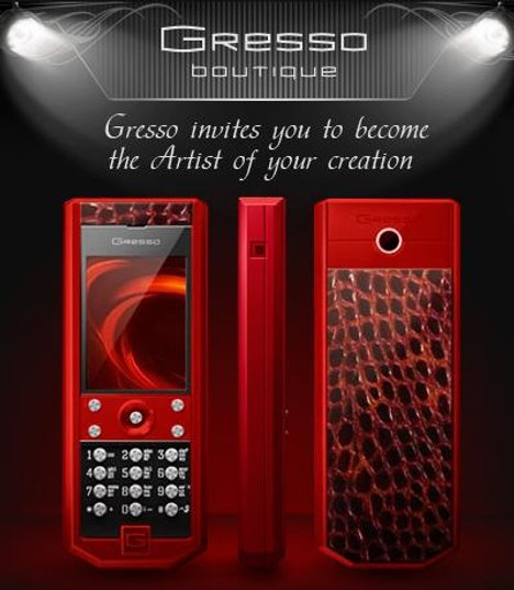 Gresso Online Cell Phone Boutique