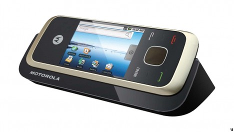 t l phone fixe motorola hs1001 sous android ubergizmo france. Black Bedroom Furniture Sets. Home Design Ideas