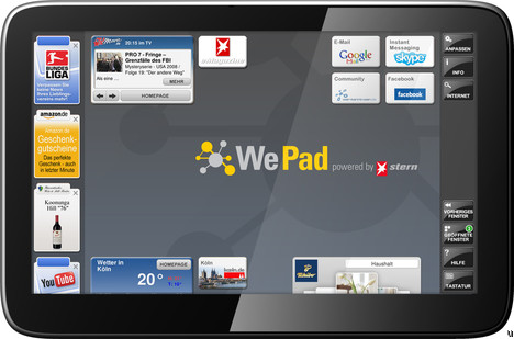 WePad Details and Plans Revealed