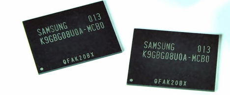 Samsung Unveils 32GB NAND Flash Memory Built On 20 Nanometer Technology
