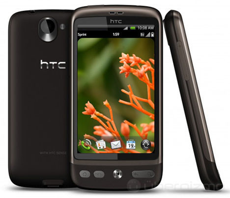 HTC rachète Palm = Super !