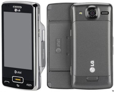 Le LG eXpo aura un ROM custom pour Windows Mobile 6.5.3