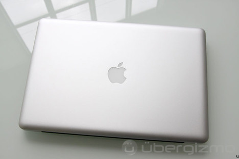 Test du Macbook Pro