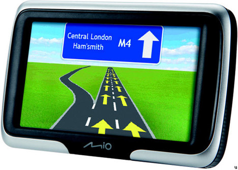 Mio unveils new Navman GPS navigation systems for Europe
