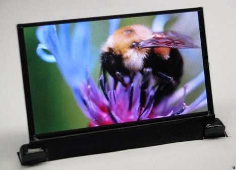 dupont peut imprimer des tv oled de 50 pouces ubergizmo. Black Bedroom Furniture Sets. Home Design Ideas