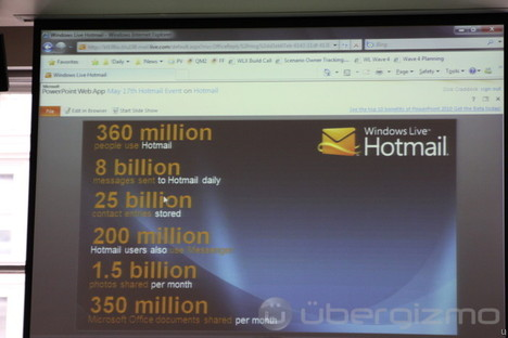 Hotmail to become hot again