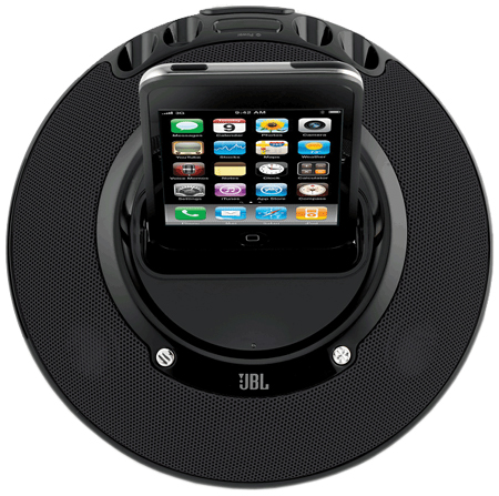 Dock speaker iPhone JBL OnStage Micro 2