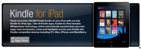 how to download free books on kindle ipad app
