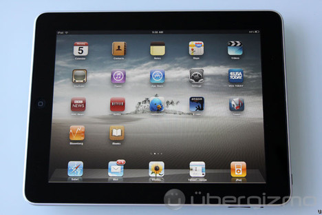 Sony Considering The Possibility Of A Tablet Device To Compete With The iPad