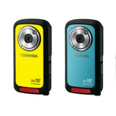 Toshiba Camileo BW10 Waterproof Camcorder Unveiled