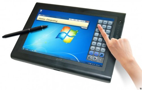 Tablet robuste J3500 de Motion Computing