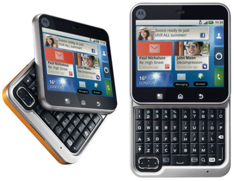Motorola FLIPOUT Goes Official
