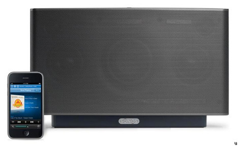 Sonos ZonePlayer S5 now available in black