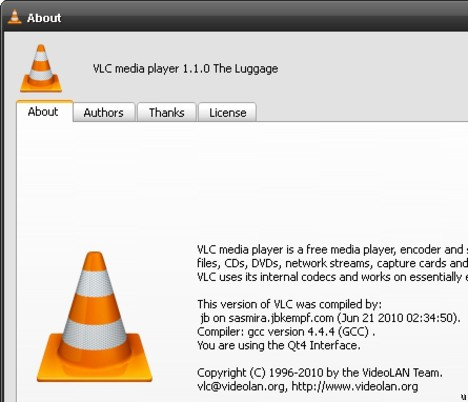 VLC Media Player offers hardware video acceleration support now