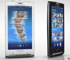 Sony Ericsson Xperia X10 software update