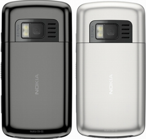 Nokia C6-01 Phone Shows Up Sporting An 8-megapixel Camera