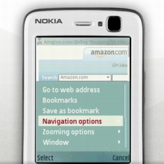 Nokia Working On An Ovi Browser
