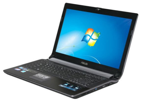 Asus N73 Gaming Notebook Ships In The US