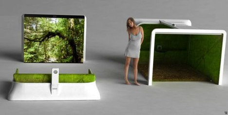 E-Sense multifunctional furniture  could be the future