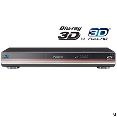 Panasonic expands range of Full HD 3D Blu-ray Disc players