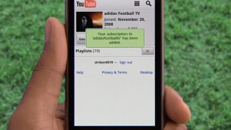 YouTube Mobile Updated With Better User Interface