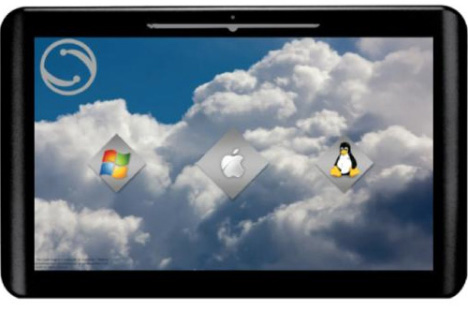 Tablet Haptic Axon pour les installations OS X