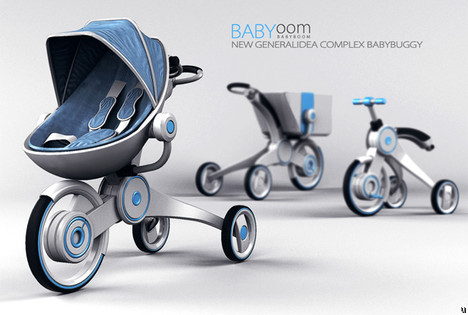 Babyoom grows with your baby